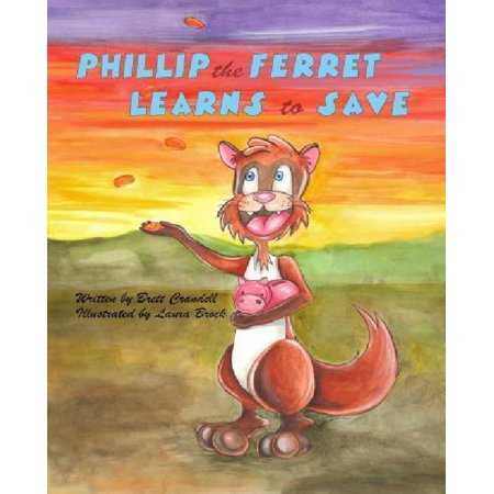 Phillip the Ferret Learns to Save - image 1 of 1