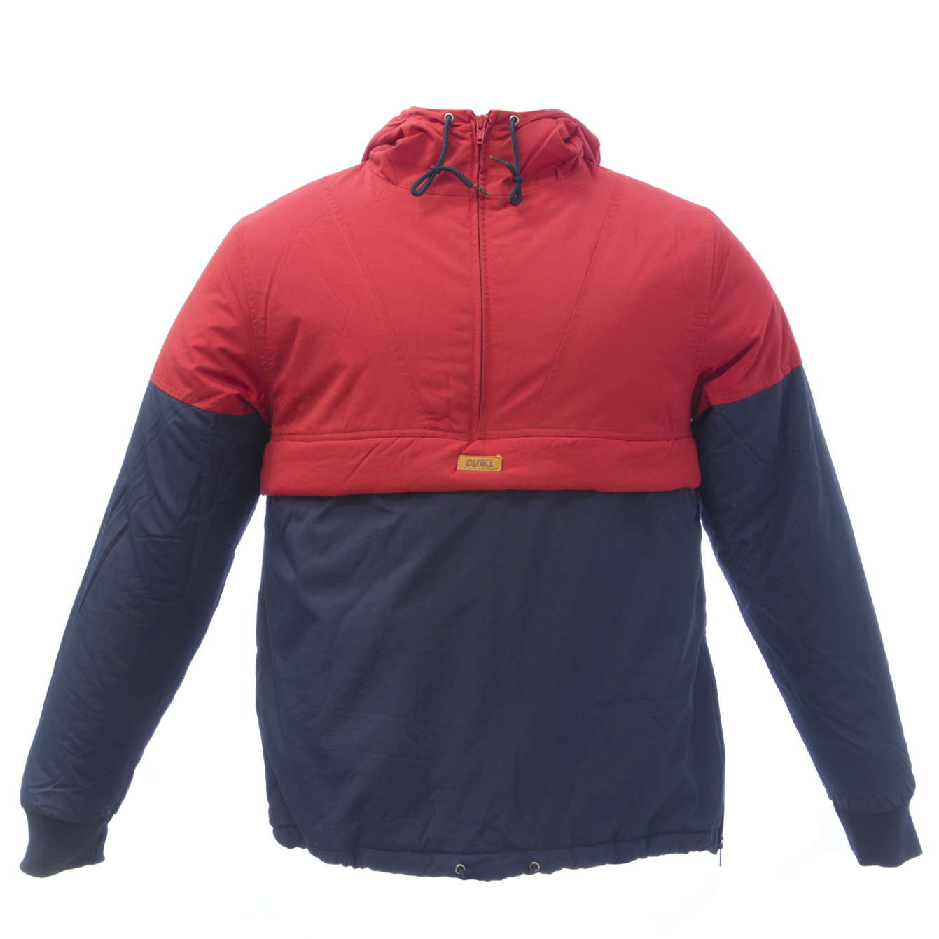 Durkl Men's Half Zip Jacket