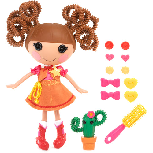 Lalaloopsy Silly Hair Prairie Doll