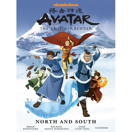 Avatar: The Last Airbender--North and South Library Edition - The Last Halloween Comic