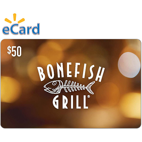 Bonefish Grill $50 (Email Delivery) - Walmart.com