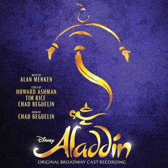 Aladdin Soundtrack (Original Broadway Cast Recording) (CD) (Wiz Original Cast Recording)