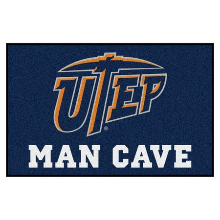 UTEP Man Cave Starter Rug 19