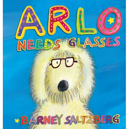Arlo Needs Glasses - (Barney With Glasses)