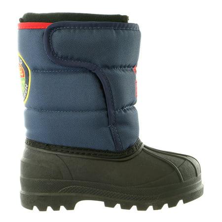 POLO Ralph Lauren Hamilten II EZ Winter Insulated Snow Boot - Toddler/Little