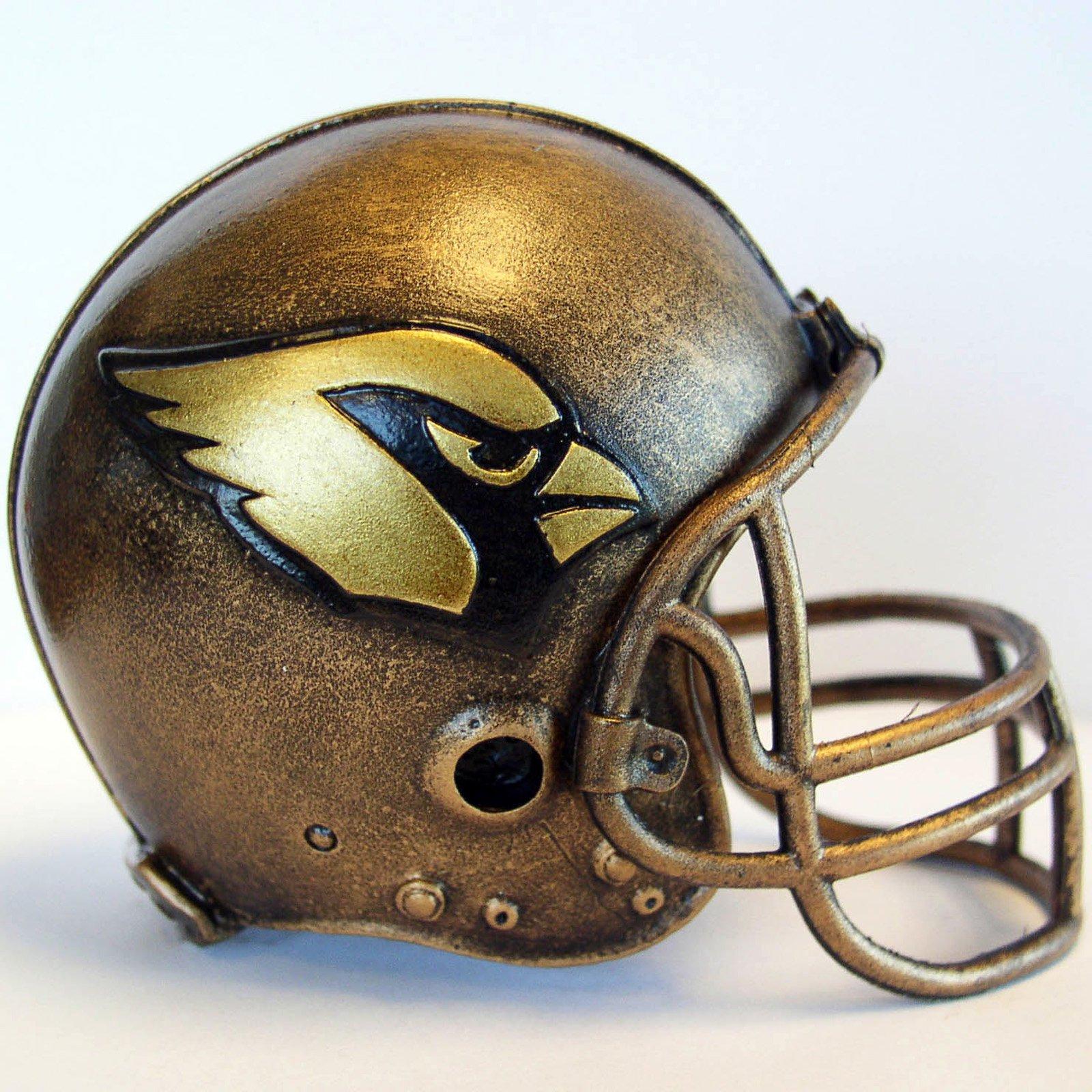 Wild Sales NFL Helmet Statue