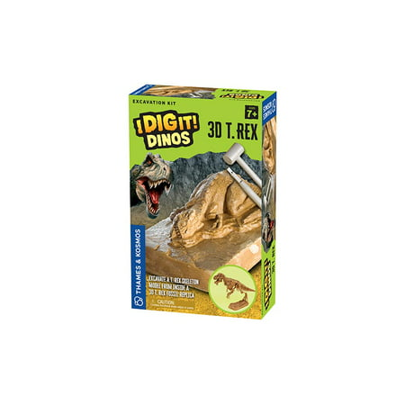 I Dig It! Dinos - 3D T. Rex Excavation - Dino Excavation Kit