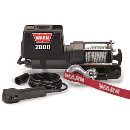 WARN 92000 Winch 2000 Dc Series