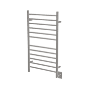 "Amba RWHL-S Radiant 42"" Tall Hardwired Towel Warmer - Straight Bar"
