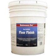 Maintenance One 5 Gallon Floor Finish Semi-Buffable