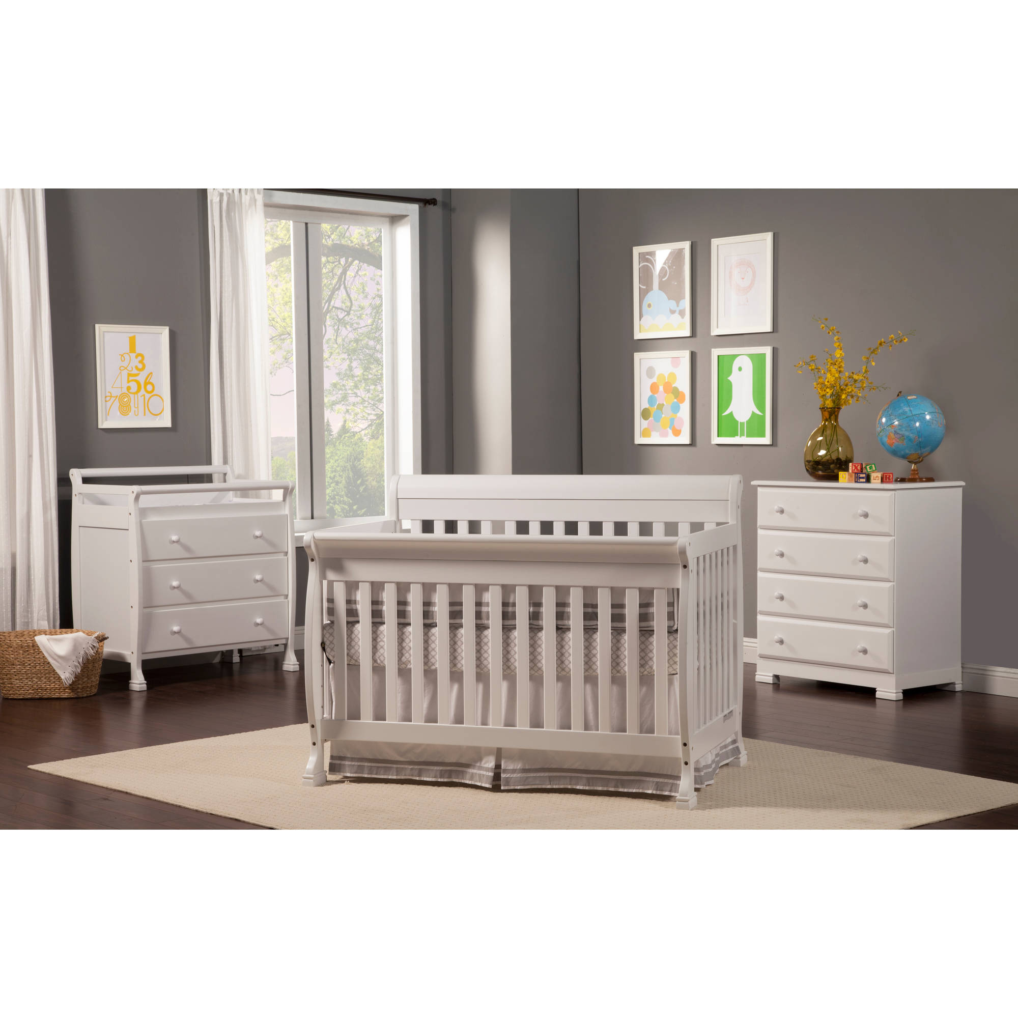 universal chestnut removable double drawer davinci dresser amazon kalani com wide baby dp tray changing