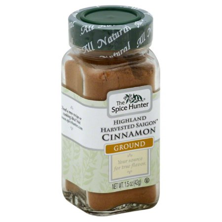 Spice Hunter Ground Highland Harvested Saigon Cinnamon, 1.5 Oz (Pack of 6) (Harvest Spice)