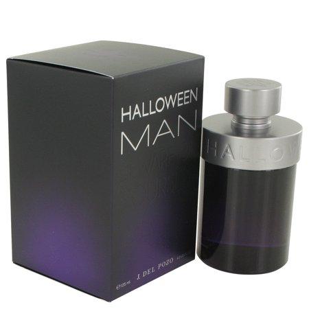 Halloween Cologne (Halloween Man Cologne By Jesus Del Pozo Eau De Toilette Spray 4.2 oz(Pack of)