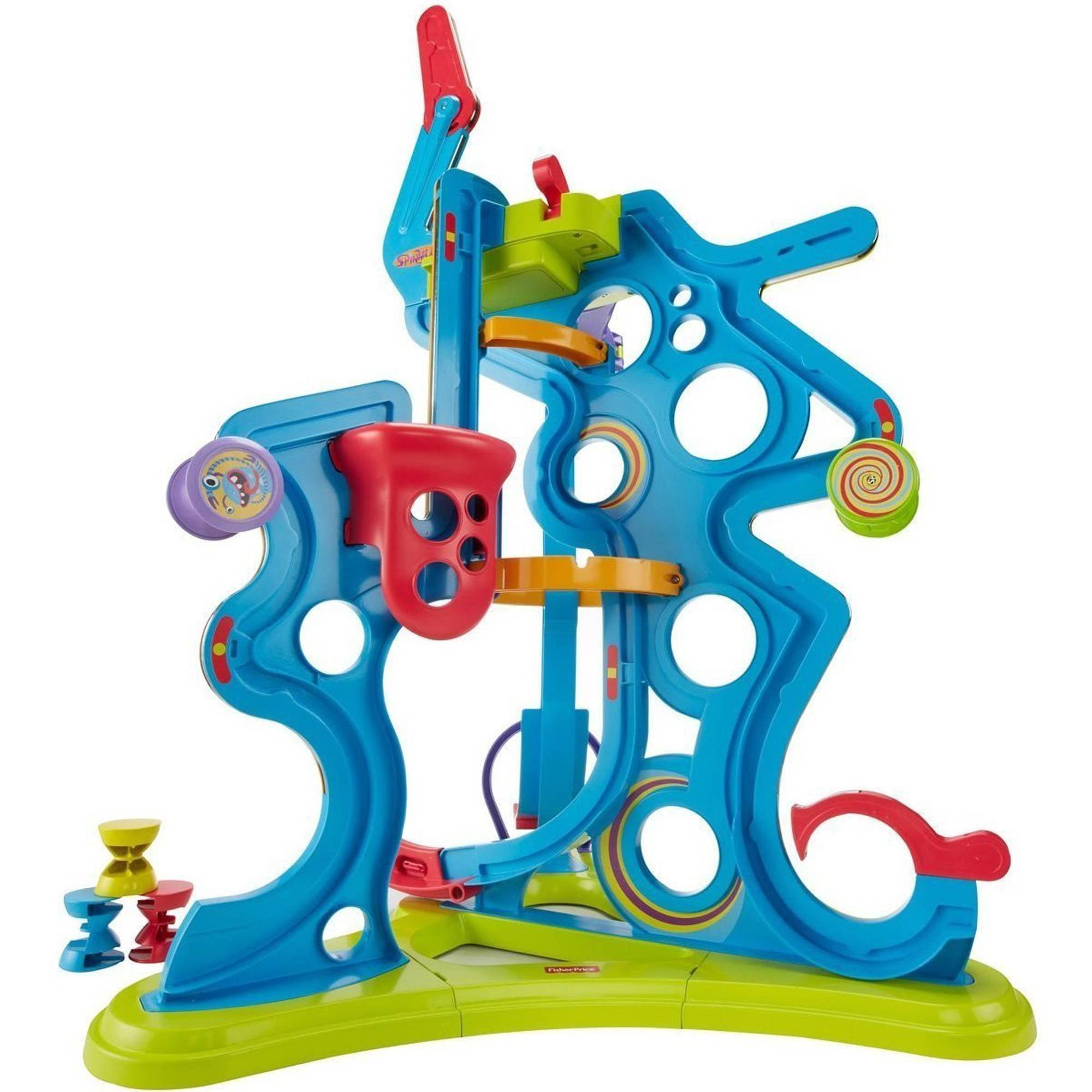 Fisher-Price Spinnyos Giant Yo-Ller Coaster - Walmart.com