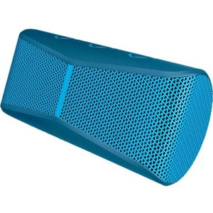 Logitech X300 Mobile Bluetooth Wireless Stereo Speaker, Blue