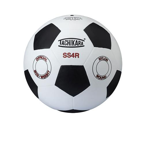 Soccer Ball by Tachikara - Top Grade Rubber, Size 4