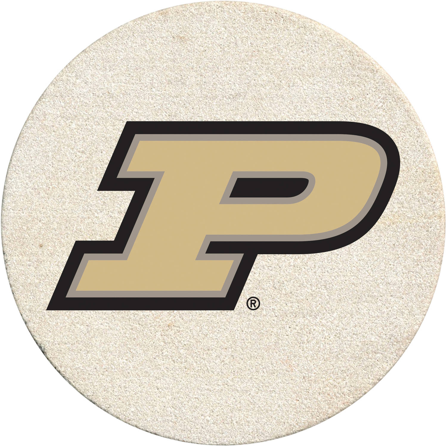 Thirstystone Drink Coaster Set, Purdue University