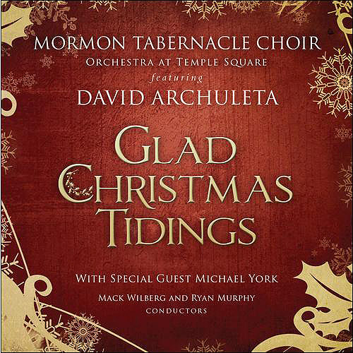 Glad Christmas Tidings With David Archuleta And Michael York