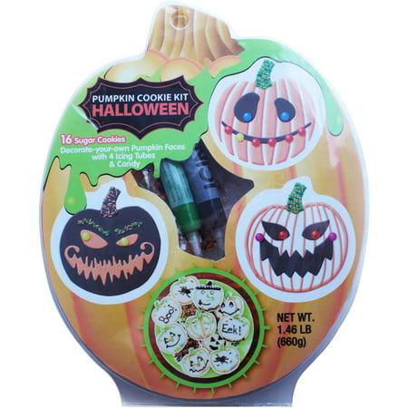 Pumpkin Cookie Kit, 1.46 lbs - Walmart.com