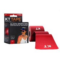 Kt Tape Original, Pre-cut, 20 Strip, Cot