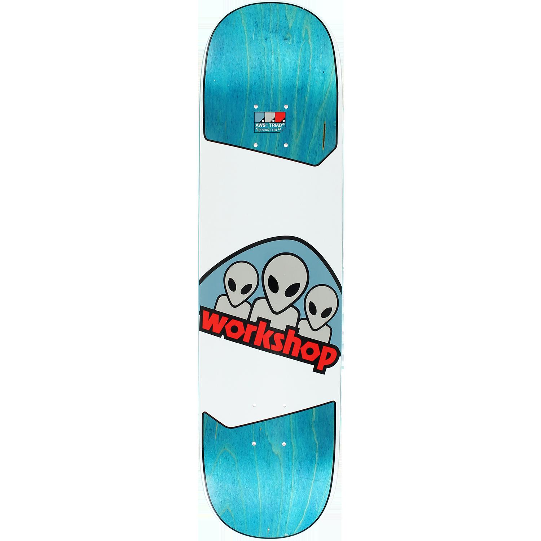 Alien Workshop Triad Sm Skateboard Deck -7.87 DECK ONLY