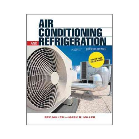 Air Conditioning and Refrigeration by