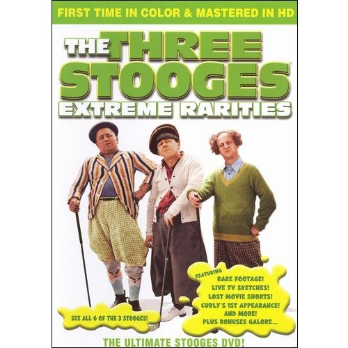 Three Stooges: Extreme Rarities (Full Frame)