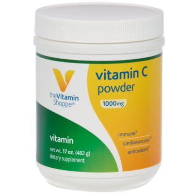 the Vitamin Shoppe C-1000 - C-1000 Buffered