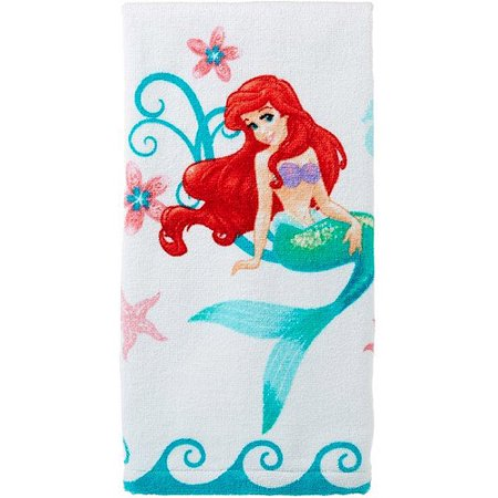 Disney Little Mermaid Ariel Hand Towel