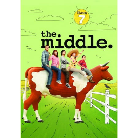 The Middle: The Complete Seventh Season (DVD) - The Middle Halloween Season 7