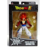 Bandai Dragon Ball Stars Wave 14 Super Saiyan 4 Gogeta Action Figure