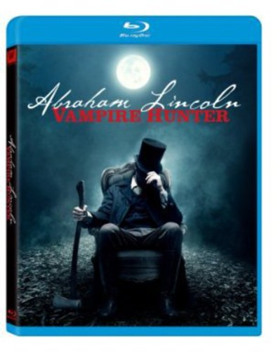 Abraham Lincoln: Vampire Hunter (Blu-ray + Digital Copy) by NEWS CORPORATION