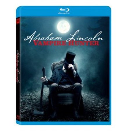 Abraham Lincoln: Vampire Hunter (Blu-ray + Digital Copy) - Abraham Lincoln Vampire Diaries