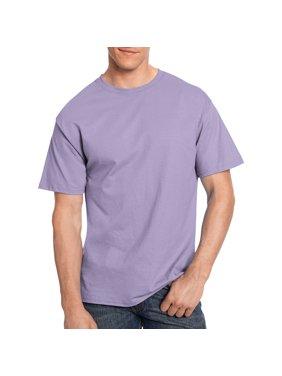 Hanes Men's Tagless Short Sleeve Tee