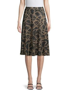 C. Wonder Women's Printed Knit Skirt