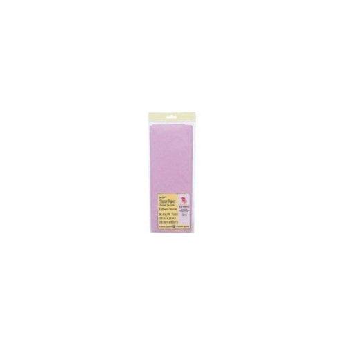 Bulk Buys Tissue Paper Lavender 10Ct - Case of 12