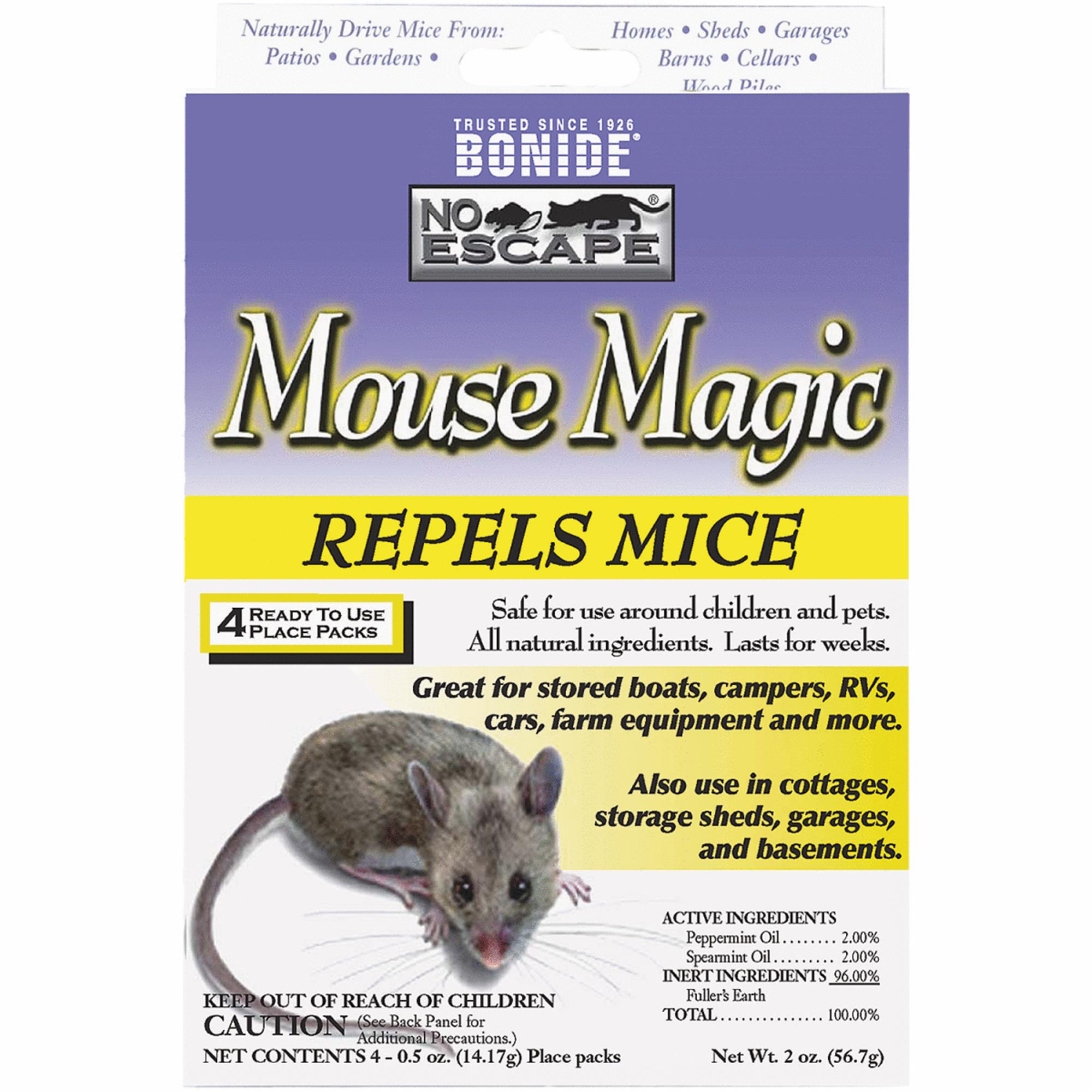 4-Pk. Mouse Magic Ready-to-Use Scent Packs (2-Pack)