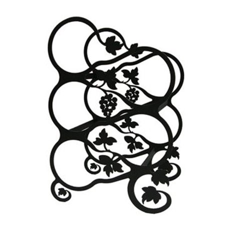 Village Wrought Iron WR-157-M Grapevine - Wine Rack ()