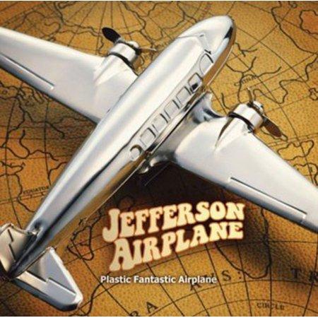 Plastic Fantastic Airplane (CD) (Fantastic Plastic Machine The Fantastic Plastic Machine)