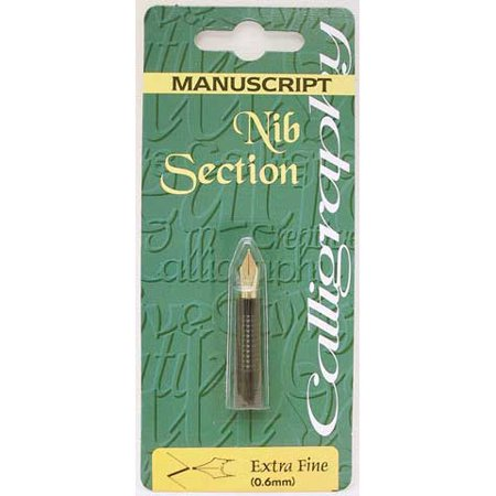 Manuscript Calligraphy Pen Nib Units Fine