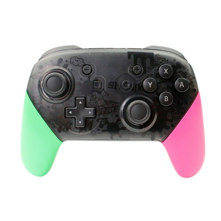 Wireless Bluetooth Gamepad Game Joystick Controller For Nintendo Switch Pro NS Host Bluetooth Controller Vibration Joystick 8 Way Hat Switch