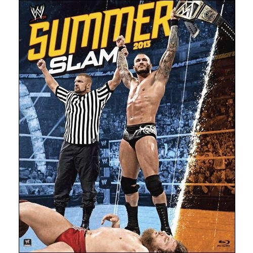 Summerslam 2013 (Blu-ray)