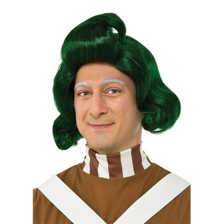 Oompa Loompa Wigs (Morris Costumes RU32990 Oompa Loompa Adult Wig)