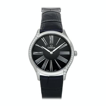 Omega Deville Tresor 428.18.36.60.03.001 Watch (Majority of Time Remaining on Factory Warranty)