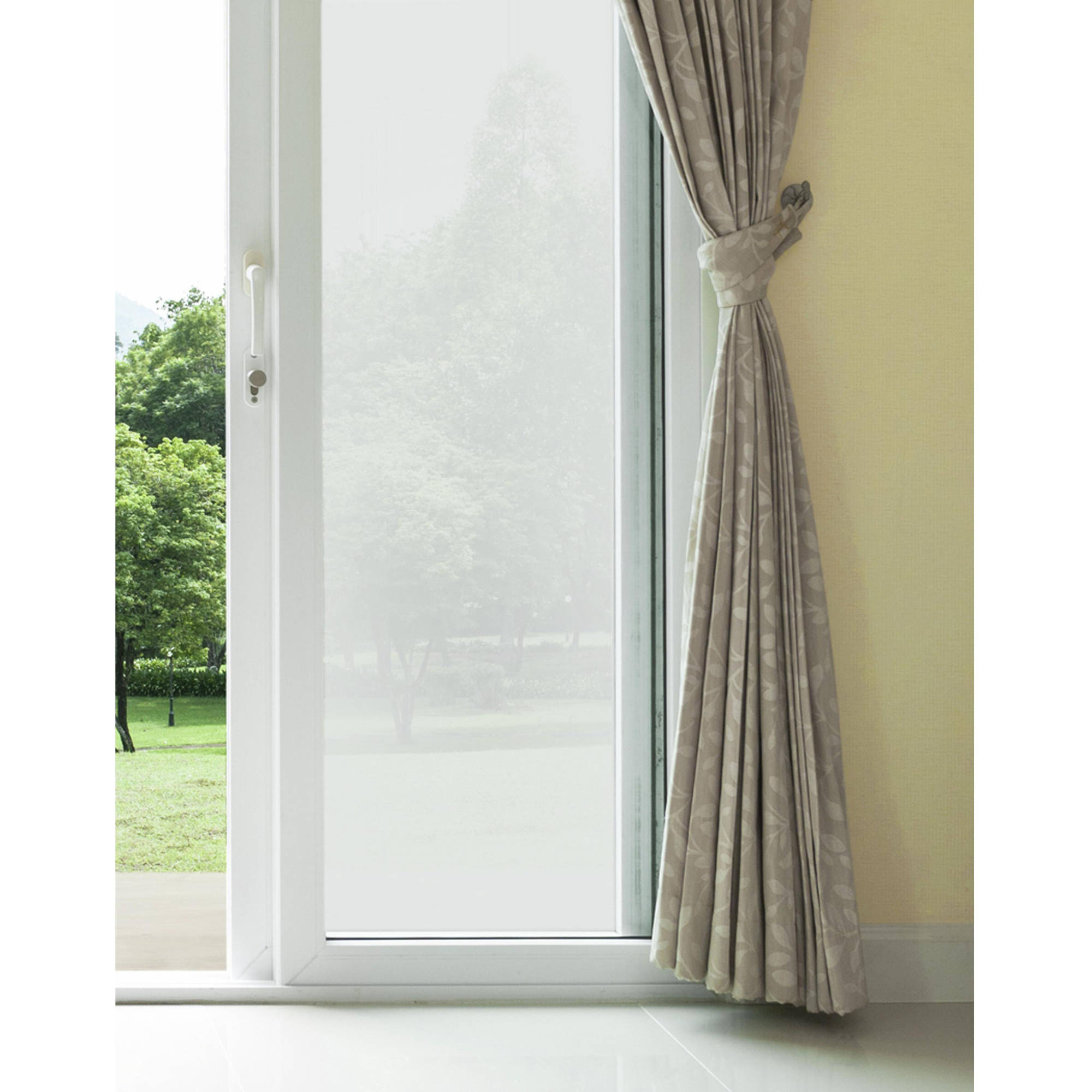 RoomMates Frosted Window Privacy Film
