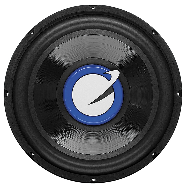 Black Audio Woofers Planet 12 Inch Woofer Single 4 Ohm Voice Coil 1500w Max