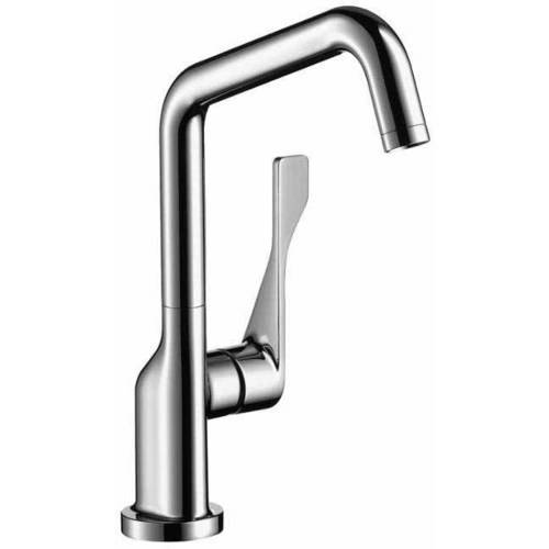 Hansgrohe Axor 39850801 Citterio Kitchen Faucet Single Handle Single Hole  With Swivel Spout, Various Colors