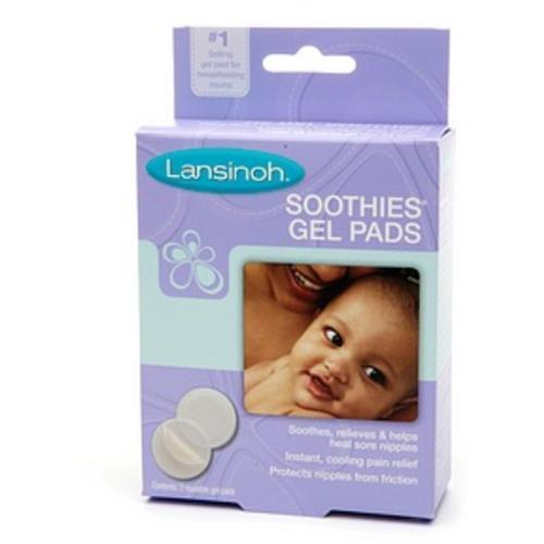 Lansinoh Soothies Gel Pads 2 ea (Pack of 2)