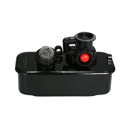 Fuel Gas Tank Mower Carburetor Assembly Fit For Briggs & Stratton 499809 498809A (Gas Tank For Briggs And Stratton 5hp)