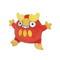 "Sanei Pokemon All Star 7"" Darumakka Plush"